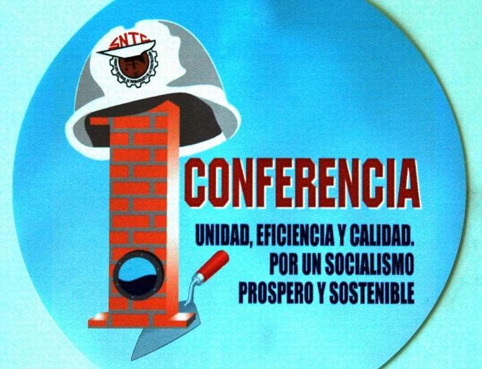 En Cuba Conferencia del Sindicato Nacional de Trabajadores de la Construcción