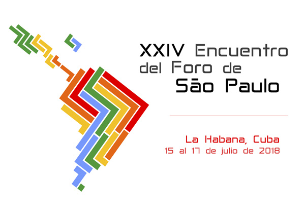 Havana to Host Annual Meeting of the Sao Paulo Forum