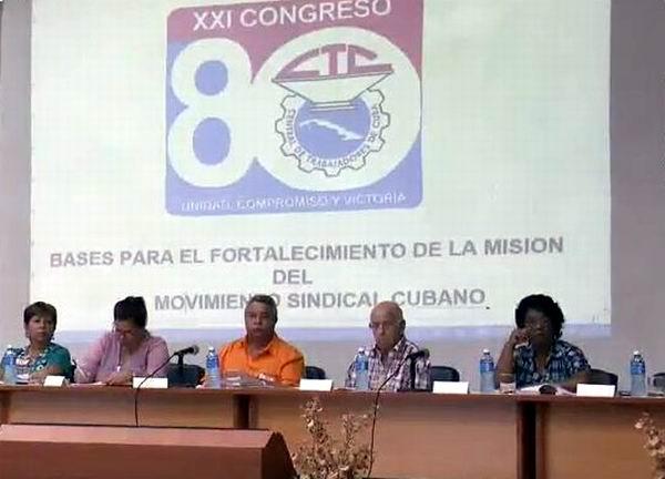Participa Machado Ventura en Taller de preparación del Congreso de la CTC