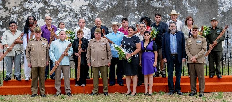 Réplica del Machete Mambí, orgullo de la Patria (+Audio y Fotos)