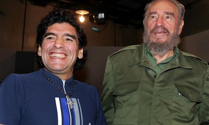 Fidel Castro: ¡Un fuerte abrazo, Maestro! (+Audio)