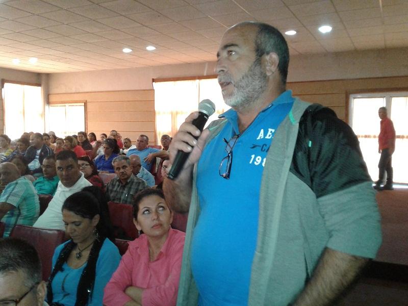 Representantes del pueblo ratifican su empeño de apoyar a la sociedad