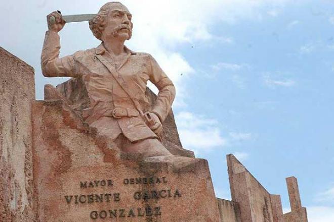 El XXII Simposio Vicente García, la Patria y el Honor, homenajeó el 188 aniversario del natalicio del León de Santa Rita