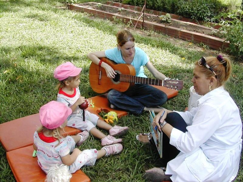 Rehabilitado integralmente un jardín de sueños en Camagüey (+Audio)