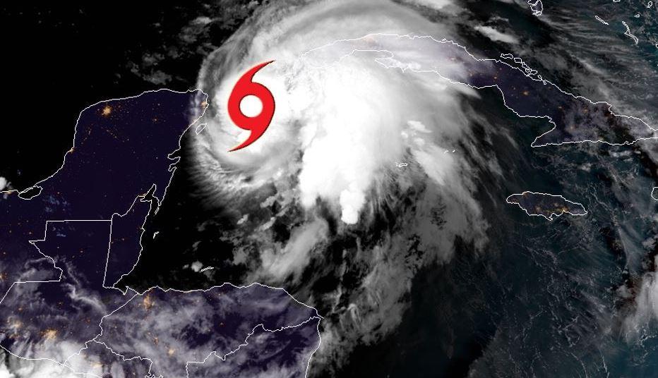 Michael se convierte en huracán muy cerca del Cabo de San Antonio