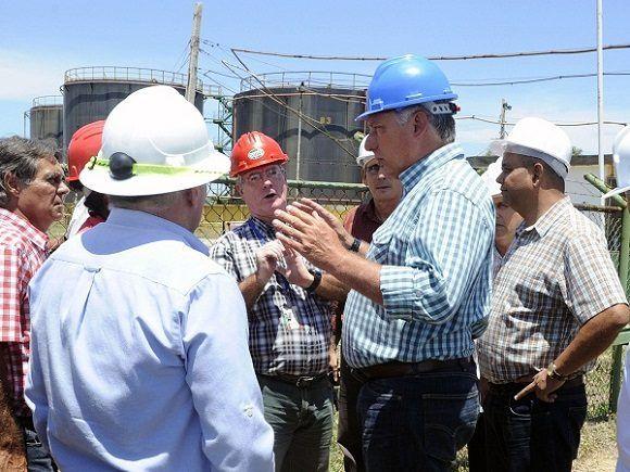 Claves de eficiencia en la Refinería Ñico López (+Audio)