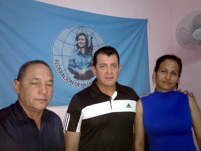 Júbilo en Las Tunas por la sede del Aniversario 58 de la FMC