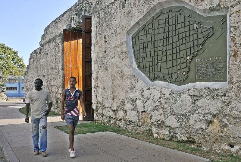 La Muralla de La Habana Vieja