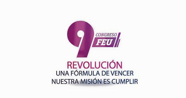 En Cuba, el estudiantado universitario de IX Congreso