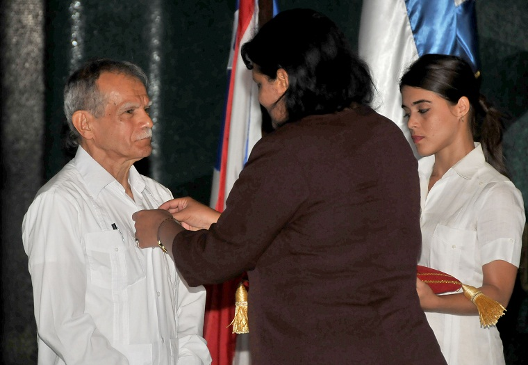 Order of Solidarity for Oscar López Rivera