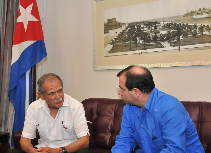 Oscar Lopez Rivera Expresses Gratitude Towards Cuban People
