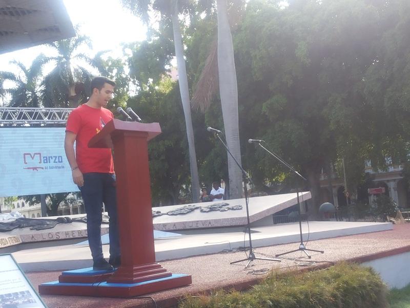Recuerdan 61 Aniversario del asalto al Palacio Presidencial y Radio Reloj