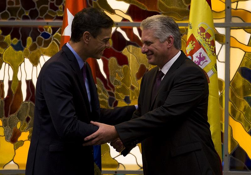 Cuba y España apuestan por la cooperación bilateral