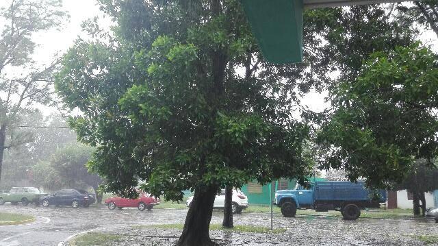 Michel, amenaza seria para la provincia de Pinar del Río