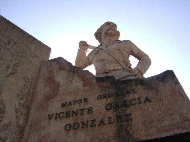 Conmemoran natalicio del Mayor General Vicente García (+Audio y Fotos)