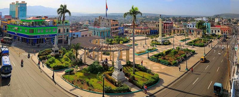 Santiago de Cuba tiene magia
