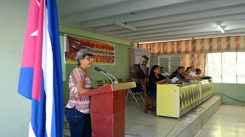 Inició Santiago preparativos para consulta del Proyecto de constitución
