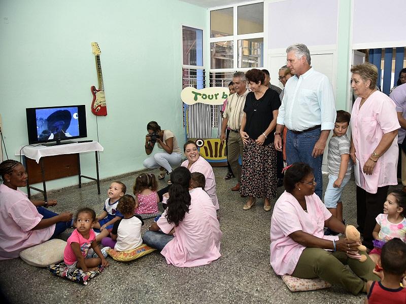 En La Habana: obras restauradas para el bienestar del pueblo