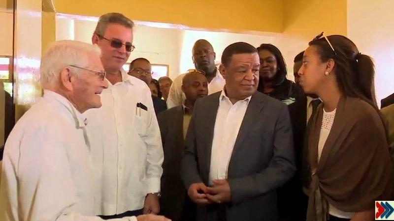 Visitó Presidente de Etiopía Centro de Inseminación Artificial en Mayabeque
