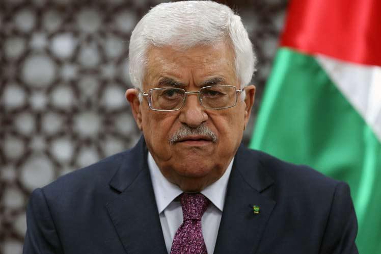 Palestine Mahmoud Abbas visits Cuba