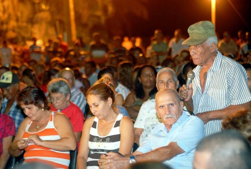 El pueblo propone a los mejores como candidatos para Delegados.