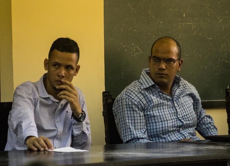 Yasser García Escalante, abogado de Buffete Colectivo y profesor de la Universidad de Artemisa