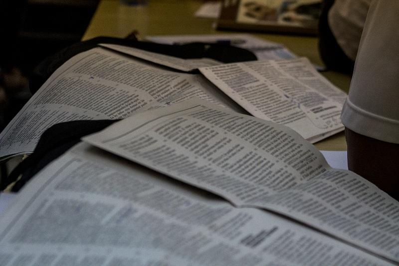 Universitarios de Granma analizan proyecto de Constitución