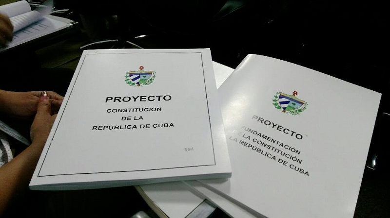 Camagüey´s Youth will enrich the draft of the Constitution