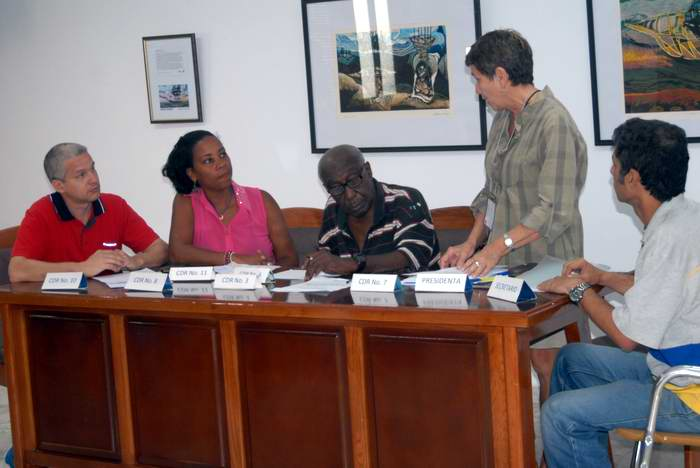 Realizan con éxito en La Habana prueba dinámica electoral