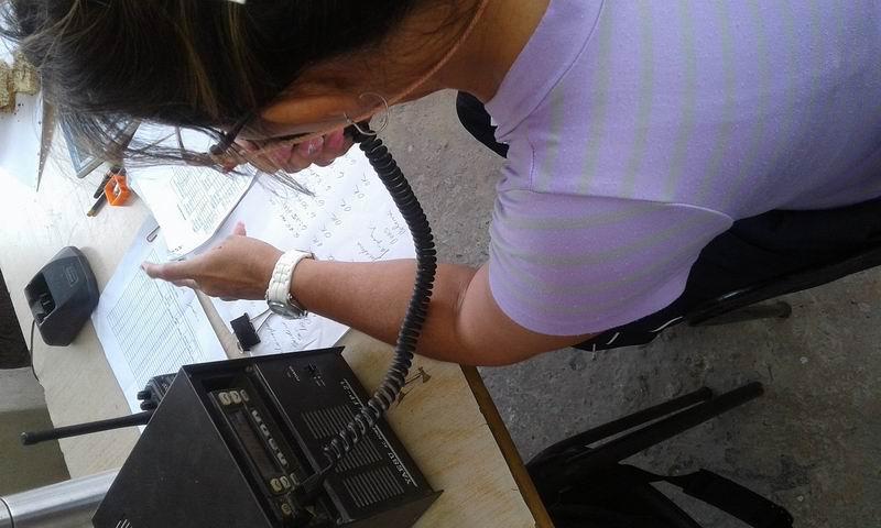 Apoyarán radioaficionados villaclareños el referendo constitucional