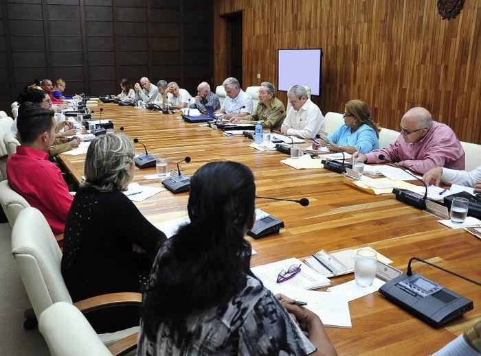 Persiste el trabajo en el Anteproyecto de la Constitución Cubana