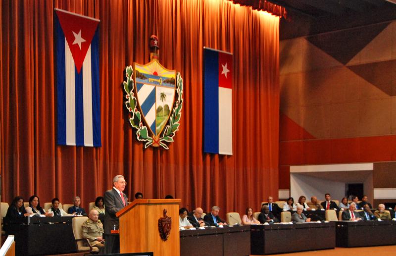 El Partido Comunista continuará apoyando al nuevo Presidente de Cuba