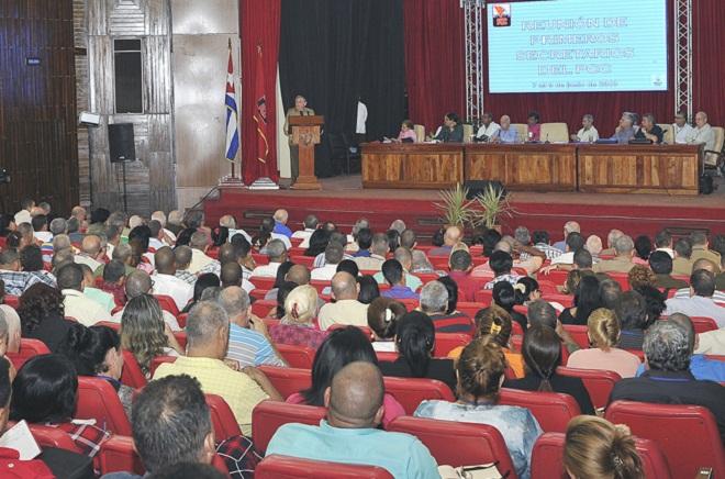 Raúl Castro: La unidad es nuestra principal arma