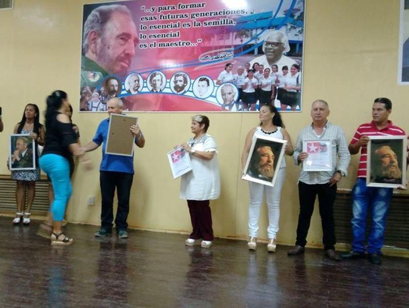 Camagüey, con Reconocimiento Especial del MINED