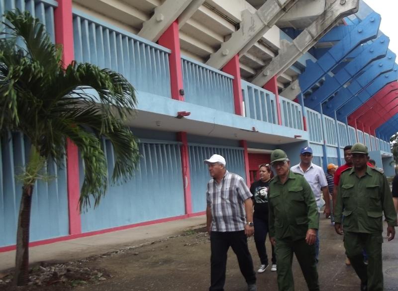 Avanza programa recuperación de viviendas y otros sectores en Camagüey