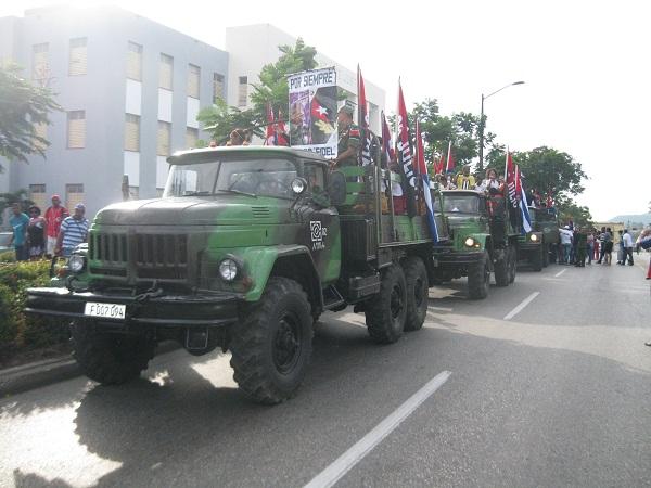 Parte otra vez la caravana de la libertad desde Santiago de Cuba (+Audio y Fotos)