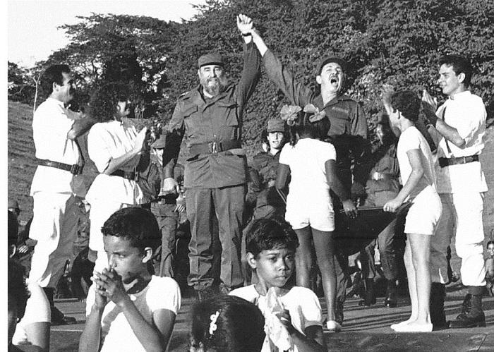 Recordarán rencuentro de Fidel y Raúl en Cinco Palmas