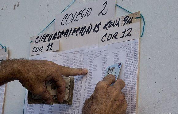 Derechos constitucionales para ejercer el voto