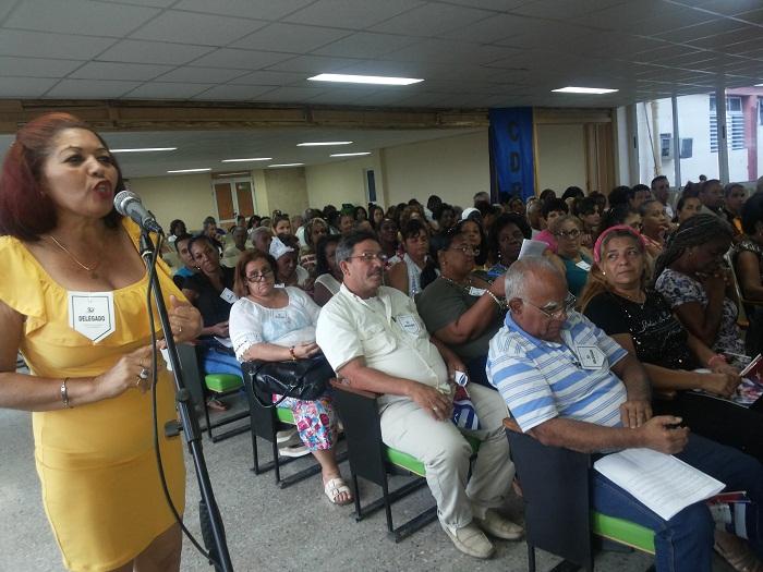 Llama coordinador nacional de los CDR a la unidad y solidaridad