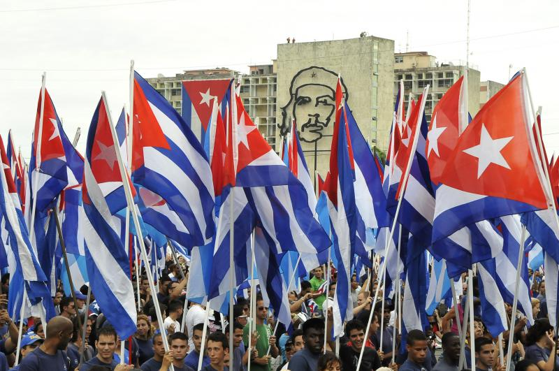 Cuban Revolution is Invincible, Grows and Continues