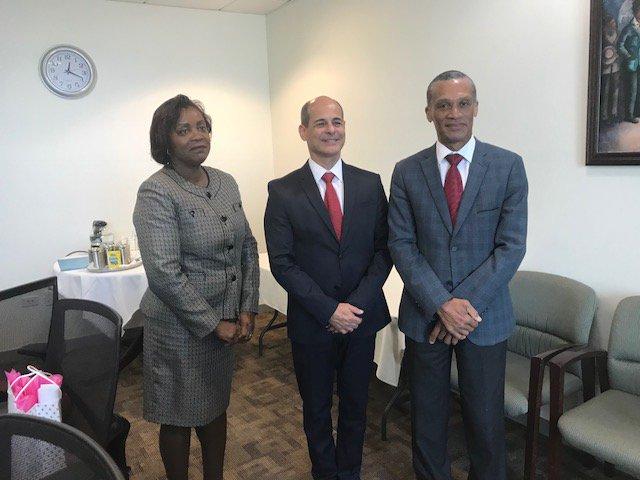 Reitera Cuba voluntad de fortalecer vínculos con Trinidad y Tobago