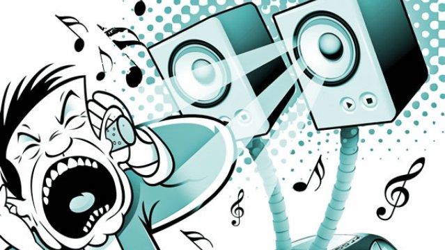 La guerra de las bocinas