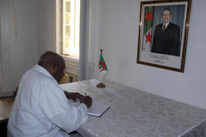 Cuba expresa solidaridad con Argelia tras accidente aéreo