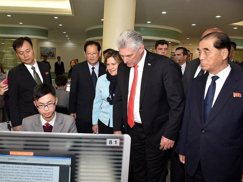 Cuba y Corea: distantes, pero cada vez más cercanas