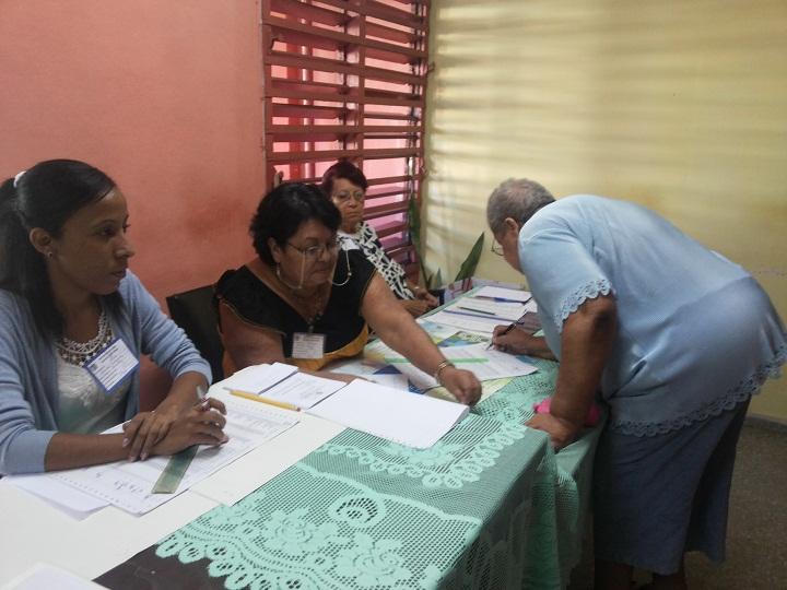 Genuina demostración de democracia en  La Habana
