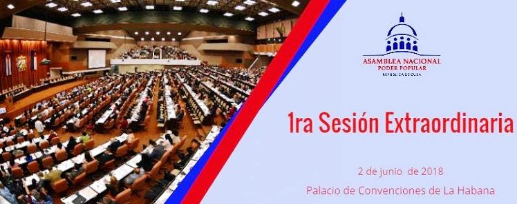 Cumplirán parlamentarios cubanos amplia agenda en sesión extraordinaria