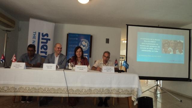 Acuerdan Sherritt y UNICEF apoyar a infancia en Cuba (+Audio)