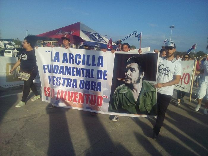 Ratifica movimiento sindical avileño apoyo a la Revolución