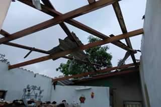 Jagüey Grande: ¿Tormenta Local Severa o Tornado?