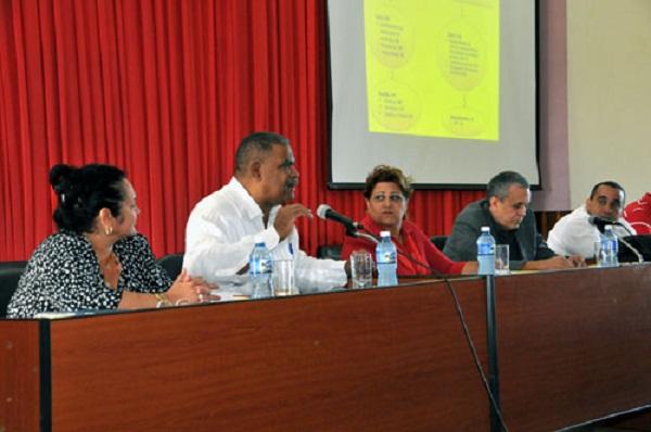 Fortalecen  su trabajo tribunales y fiscalías de Cuba